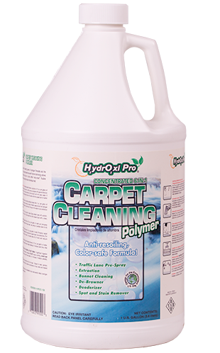 HydrOxi Pro Carpet Cleaning Polymer