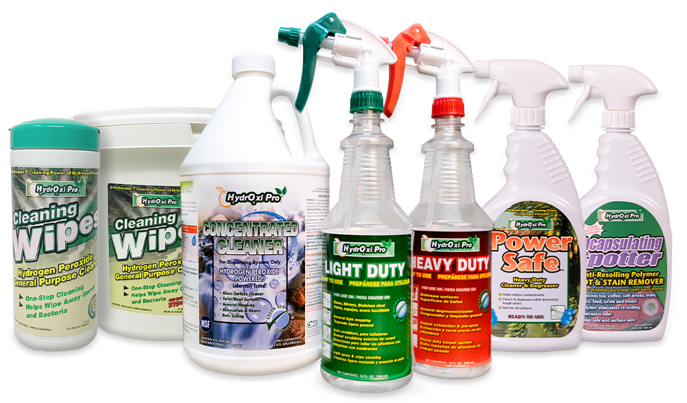 HydrOxi Pro Products