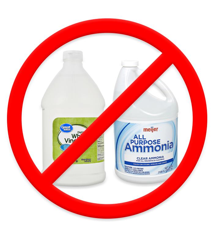Bleach and Ammonia